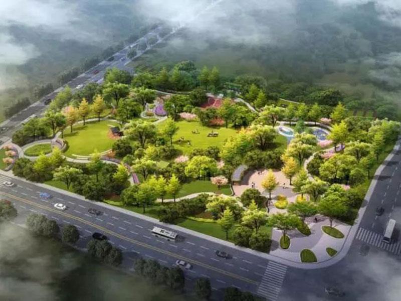 杭州下沙水云街北侧公共绿地及地下停车场雨水收集回收利用项目顺利签约