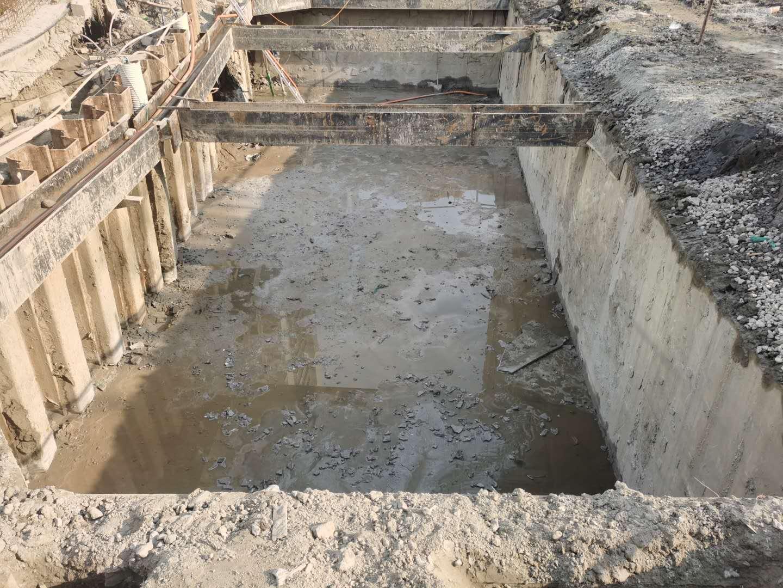 萧政储出[2018]10号地块(锦粼府)雨水收集回用系统1