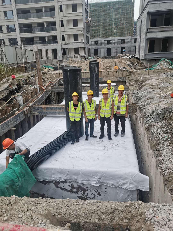 萧政储出[2018]10号地块(锦粼府)雨水收集回用系统3