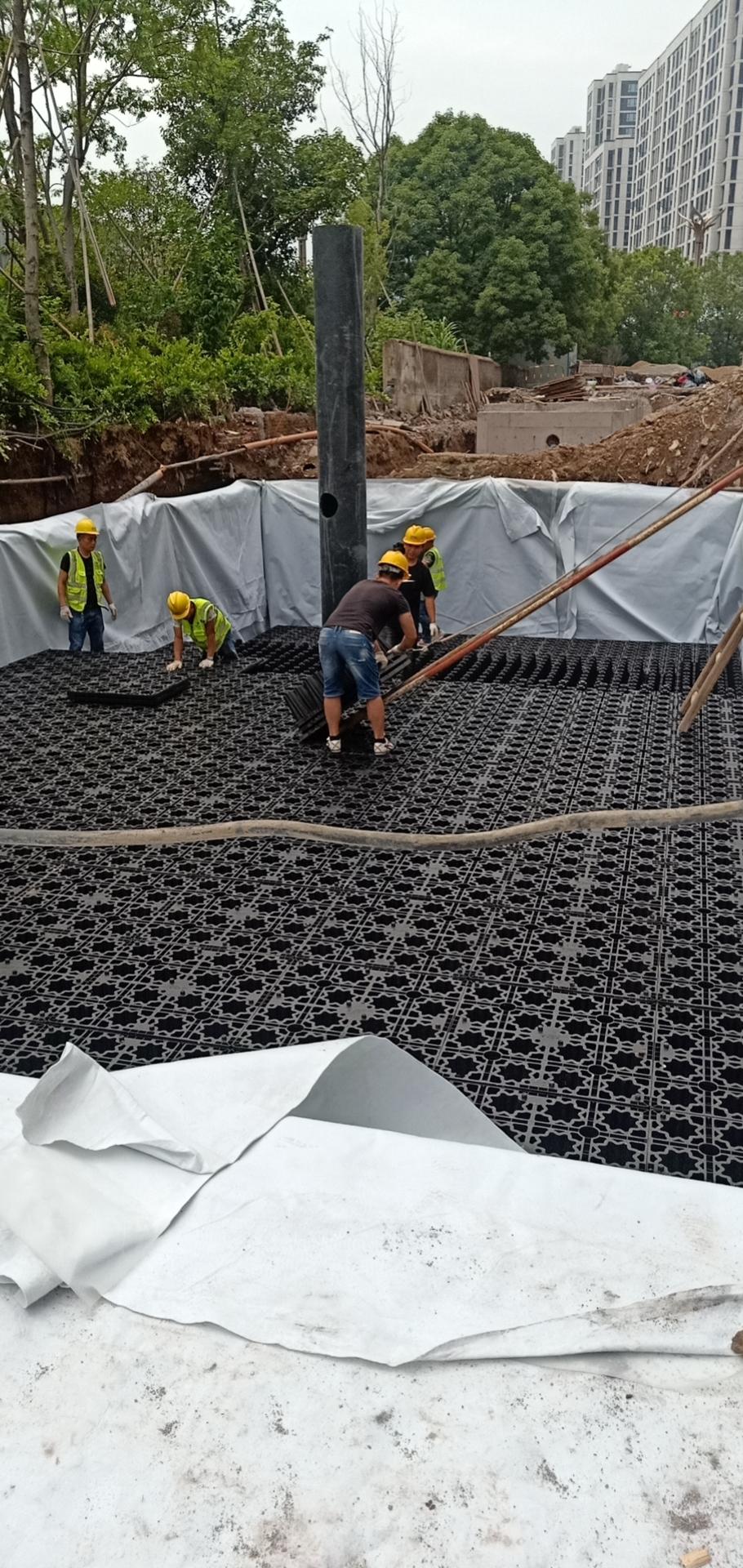 近江单元SC0302-R22-08地块幼儿园雨水收集系统雨水收集系统项目2
