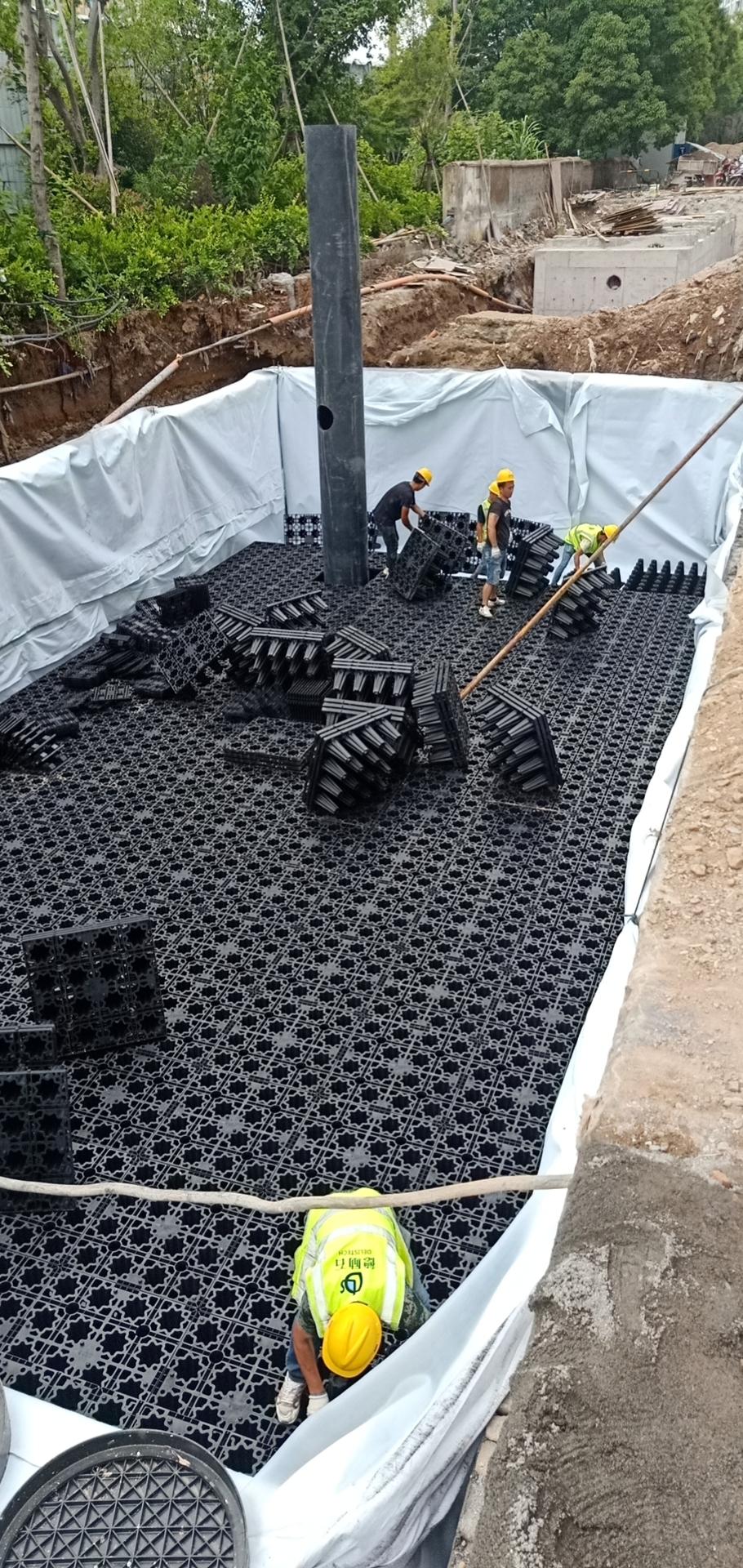 望江单元SC0402-G1/S42-24地块文化公园及地下停车库雨水收集系统项目2